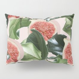 Figs & Leaves #society6 #decor #buyart Pillow Sham