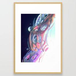 INBETWEEN// Day 921 Framed Art Print