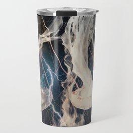 Space Jellyfish Travel Mug