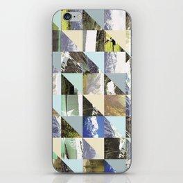 Rock Pattern iPhone Skin