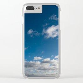 Baltic Sea Clear iPhone Case