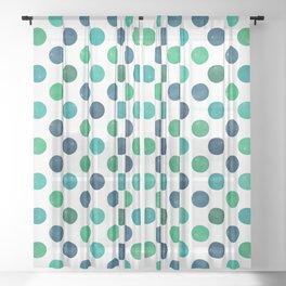 Dots #1 Sheer Curtain