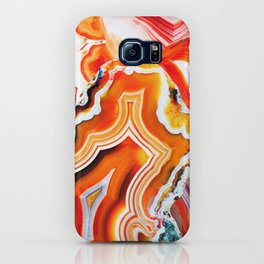 The Vivid Imagination of Nature, Layers of Agate iPhone Case