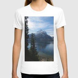 Jenny Lake/Tetons T-shirt