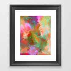 Waterscape 003 Framed Art Print