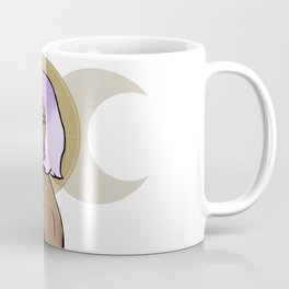 NTV Triple Moon Witch Coffee Mug