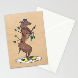 Animal Poverty I Stationery Cards
