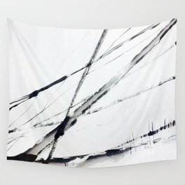 The Winter Wood #2  Wall Tapestry