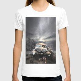 subliminal fear,  vers.2 T-shirt