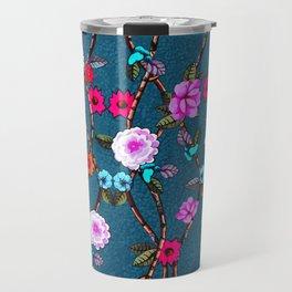 Spring Flowers Decò Travel Mug