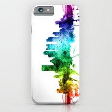 Pittsburgh Pennsylvania Skyline Slim Case iPhone 6s