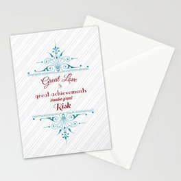 Watercolor Hair Stationery Cards