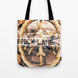 Paris-London Tote Bag