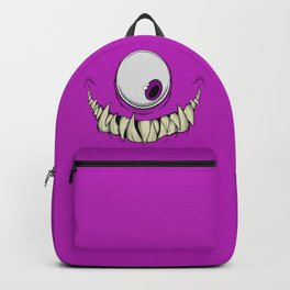 Grinning Monster Backpack