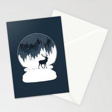 Boule à Neige Stationery Cards