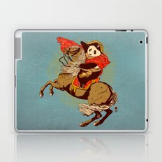 The Panda's Ride  Laptop & iPad Skin