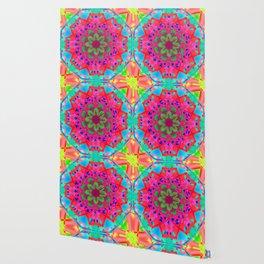 Abstract Flower ZZ WWW AA Wallpaper