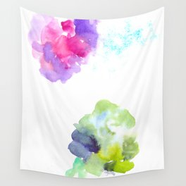 180802 Beautiful Rejection  10| Colorful Abstract Wall Tapestry