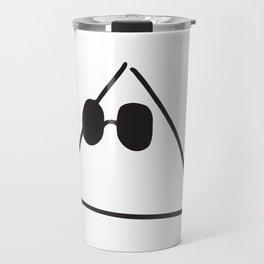 Hipster Triangle Travel Mug