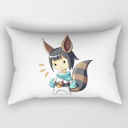 Squirrel 2 Rectangular Pillow