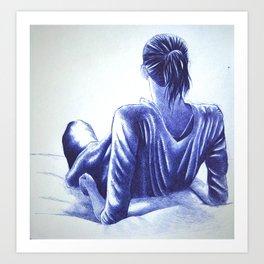 bed III Art Print