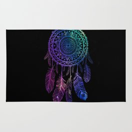 Galaxy Dreamcatcher Rug