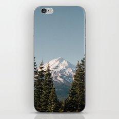 Mt Shasta Morning iPhone & iPod Skin