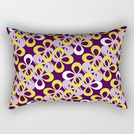 loopy pattern 2 Rectangular Pillow