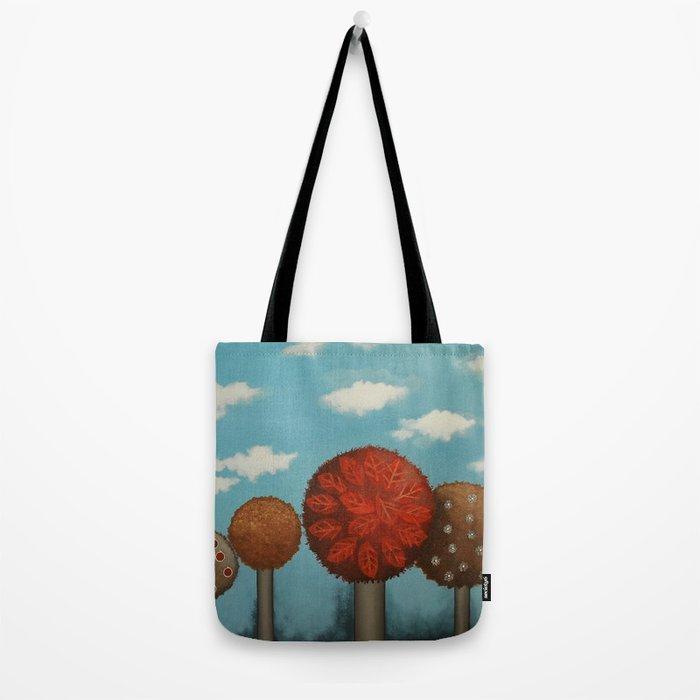 Dream grove Tote Bag