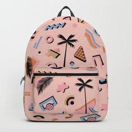 Venice CA vibes Backpack