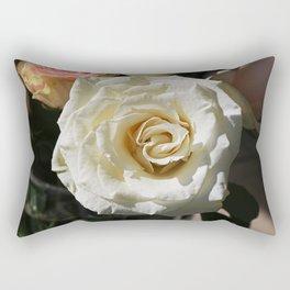 Saying Farewell Rectangular Pillow