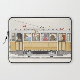 a city adventure Laptop Sleeve