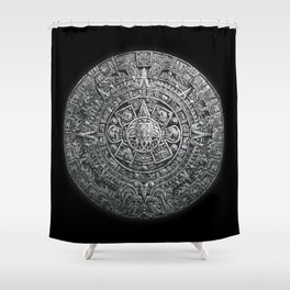 Aztec Cthulhu Shower Curtain