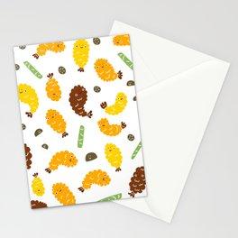 Tempura city Stationery Cards