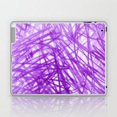Ophelia Purple Laptop & iPad Skin