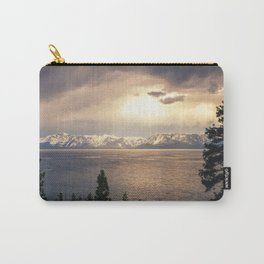 Changing Seasons at Lake Tahoe Carry-All Pouch