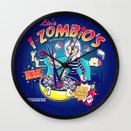 i-Zombio's Wall Clock