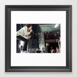 "The Hives ""Into It""  Framed Art Print"
