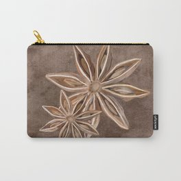 Star Anise Spice Carry-All Pouch