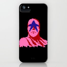 Star Man iPhone Case