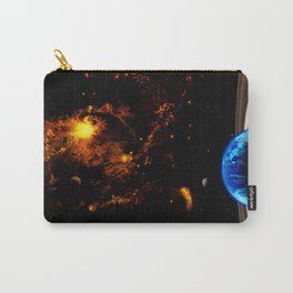 Earth Orbit Carry-All Pouch
