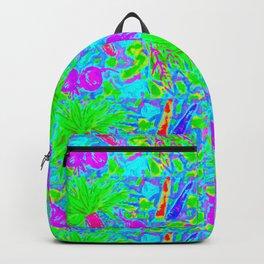 Carrot, Beet + Radish Medley in Neon Blue Backpack