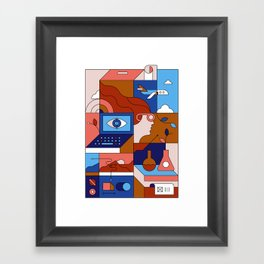 Creative Lab Framed Art Print