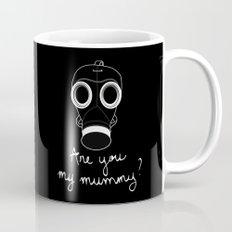 Doctor Who - Are you my mummy ? Mug