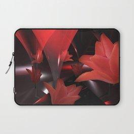 tulip reflections Laptop Sleeve