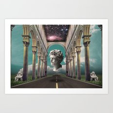 Artifice Art Print