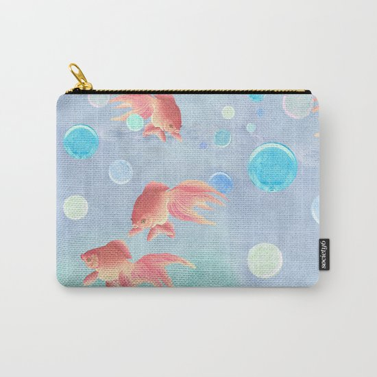 Around the bowl in Eighty seconds Carry-All Pouch