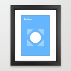 Altruism Framed Art Print