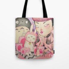 Noodle Eater Tote Bag