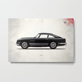 The DB4 Metal Print